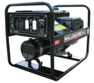 9 HP Wallenstein Generator model GF5000A