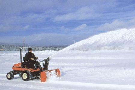 GF5225 GF Series Snowblower