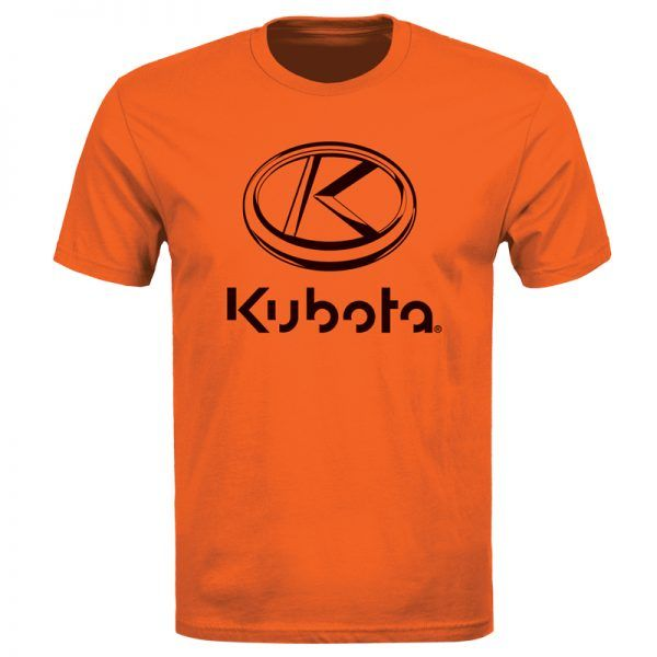 Kubota T-Shirt Stacked