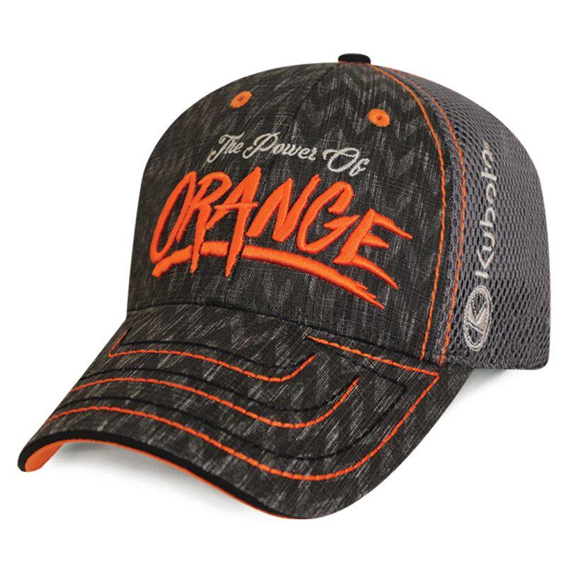 a9ac16adcd8 Kubota Power of Orange Hat