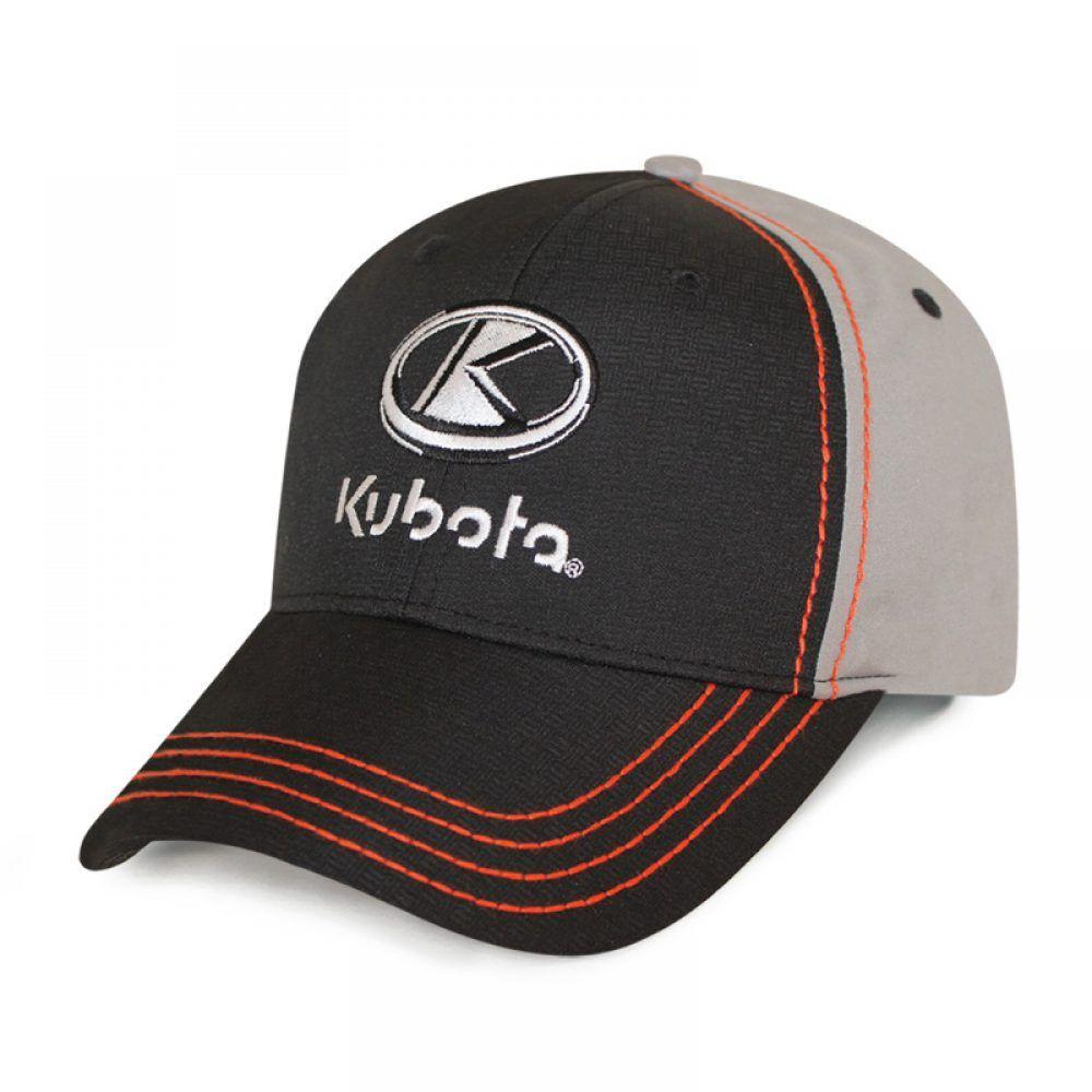 Kubota Woven Pattern Hat