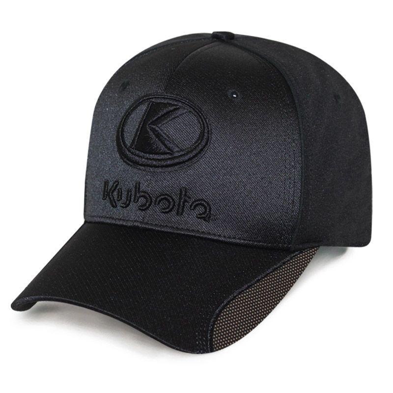 Kubota Peak Grip Full Back Cap
