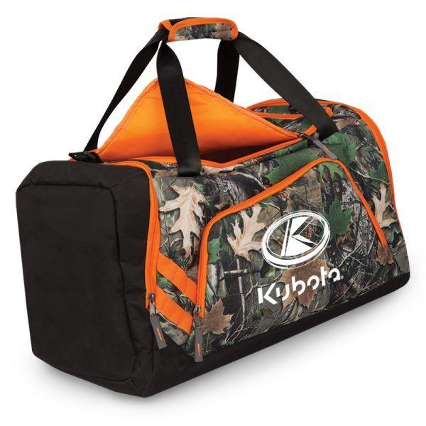 Kubota Sport Bag in Camo