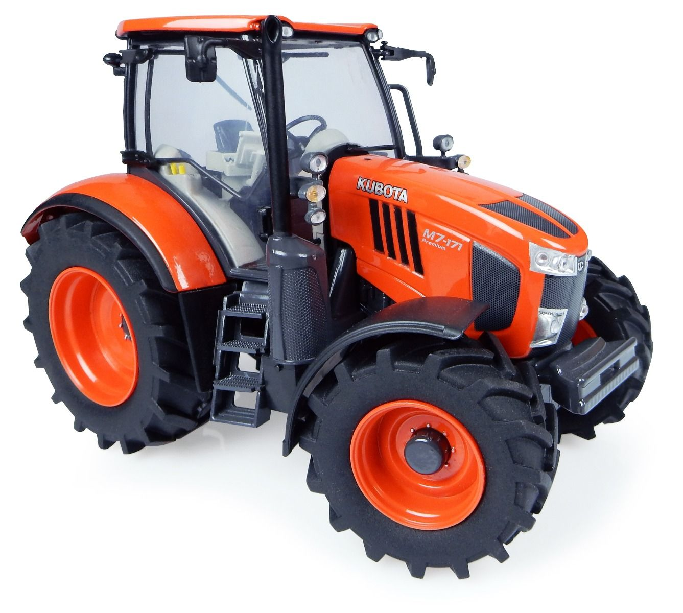 KUBOTA M7-171 COLLECTIBLE  (NO FRONT WEIGHT)