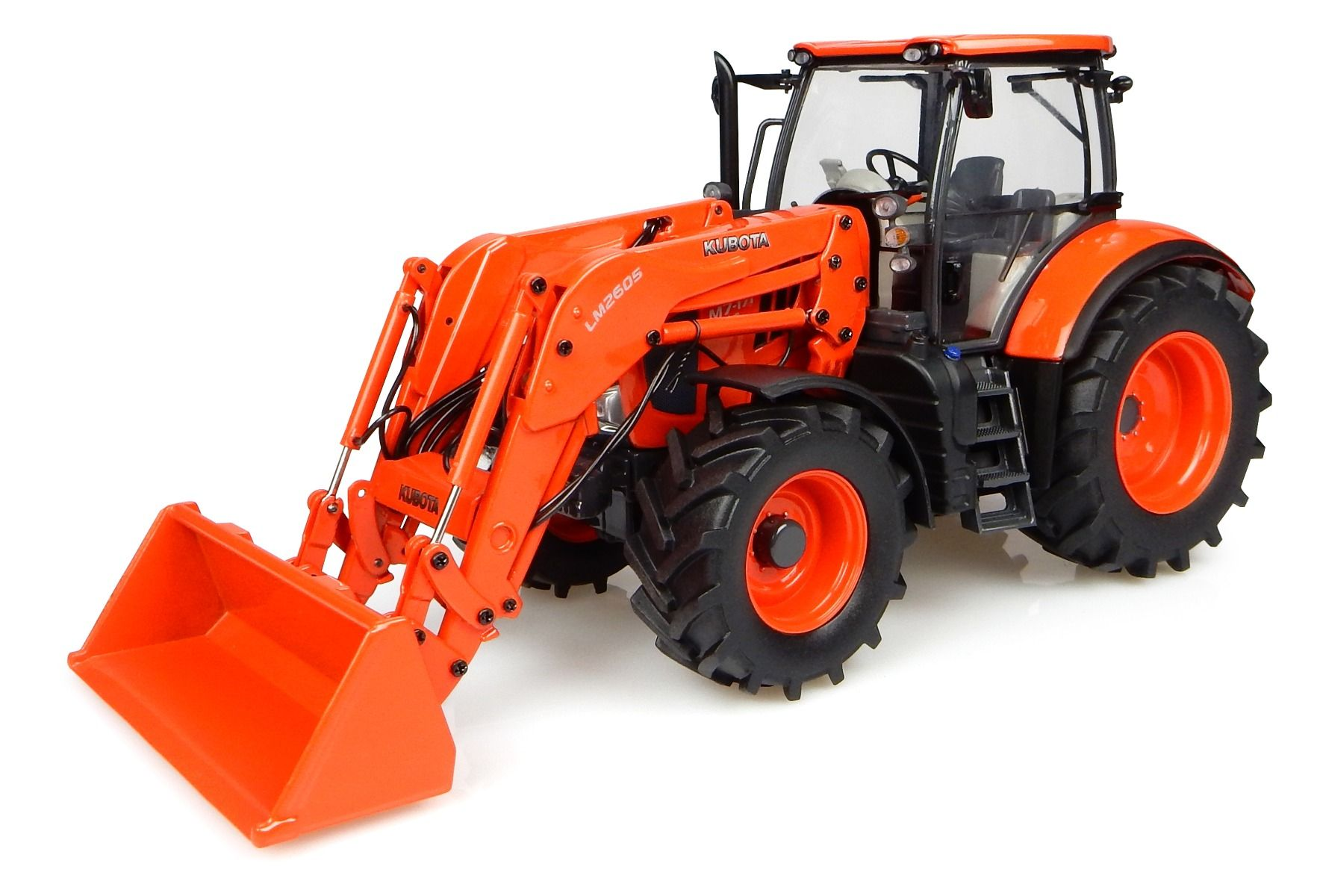 KUBOTA M7-171 COLLECTIBLE W/ LOADER