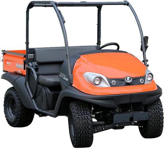 Kubota RTV500R-A 15.8HP Utility Vehicle