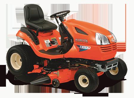Kubota T1880 18HP Garden Tractor