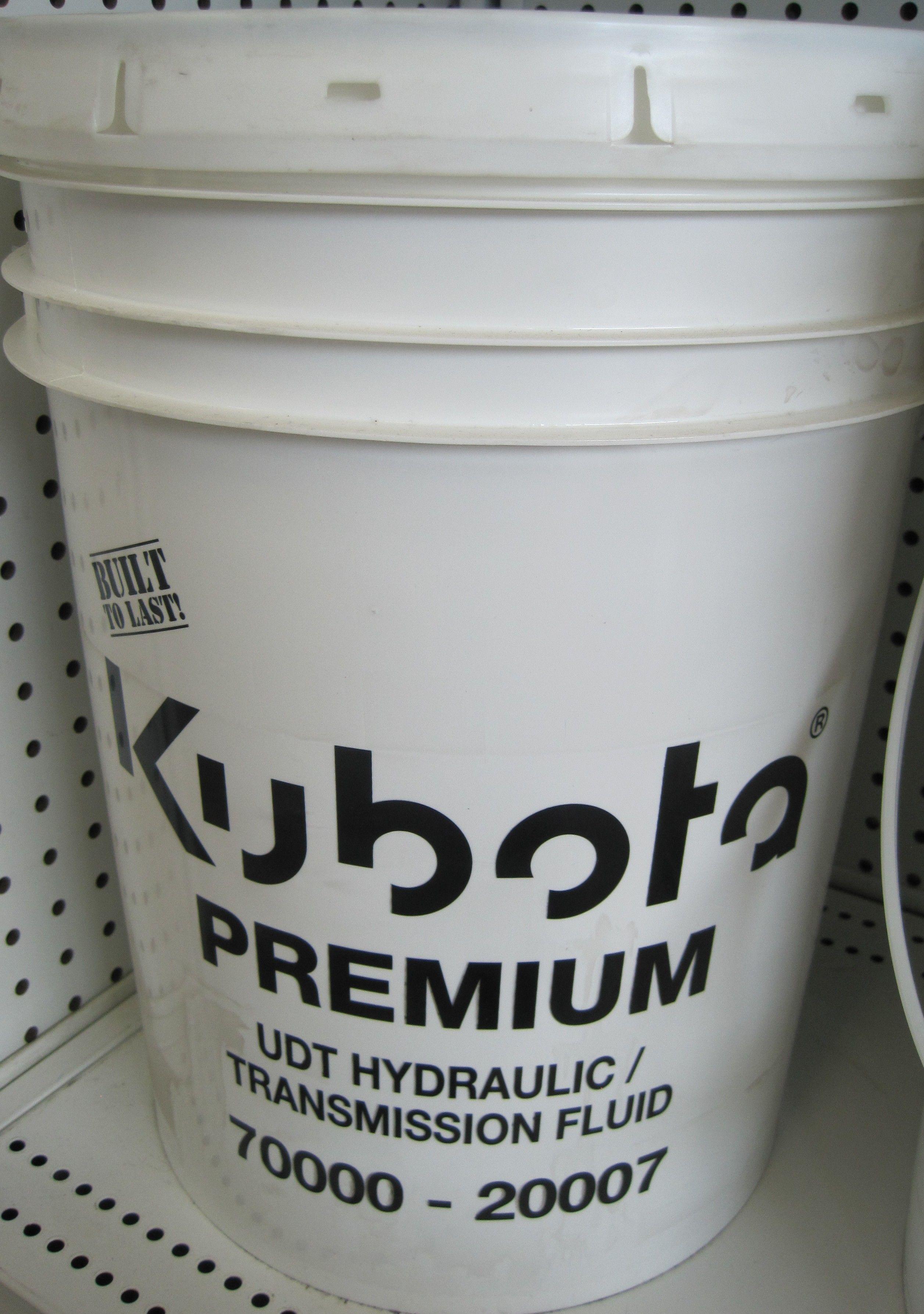 Kubota Premium UDT Hydraulic Transmission fluid