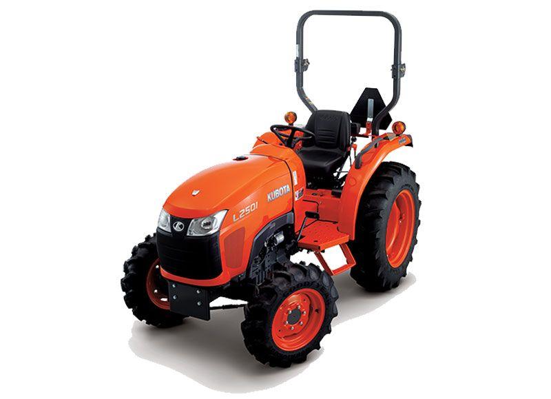 Kubota L2501HST Diesel Tractor