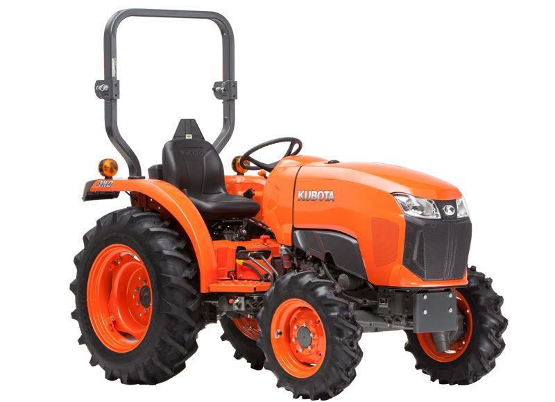 Kubota L3901DT 37.4 HP Economy Model
