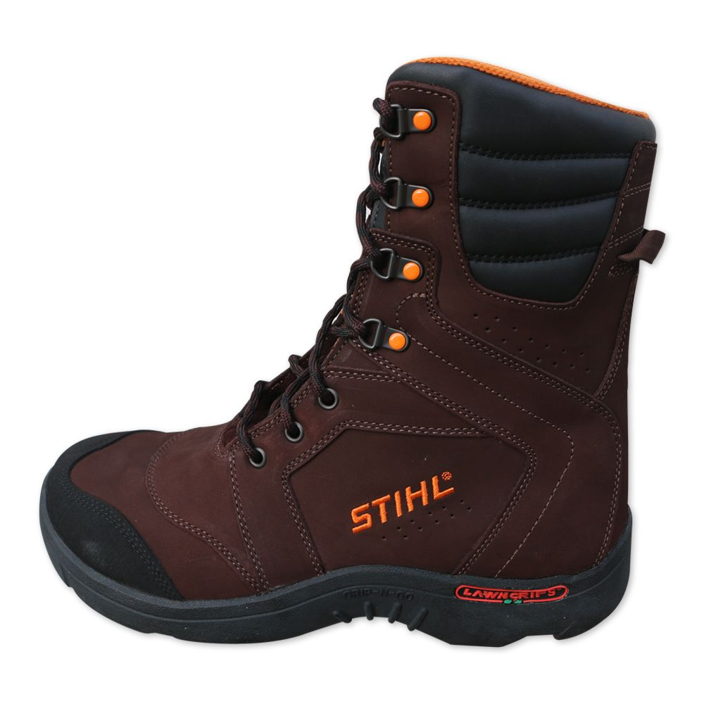 "STIHL LawnGrips® Pro 8"" Safety Boots"