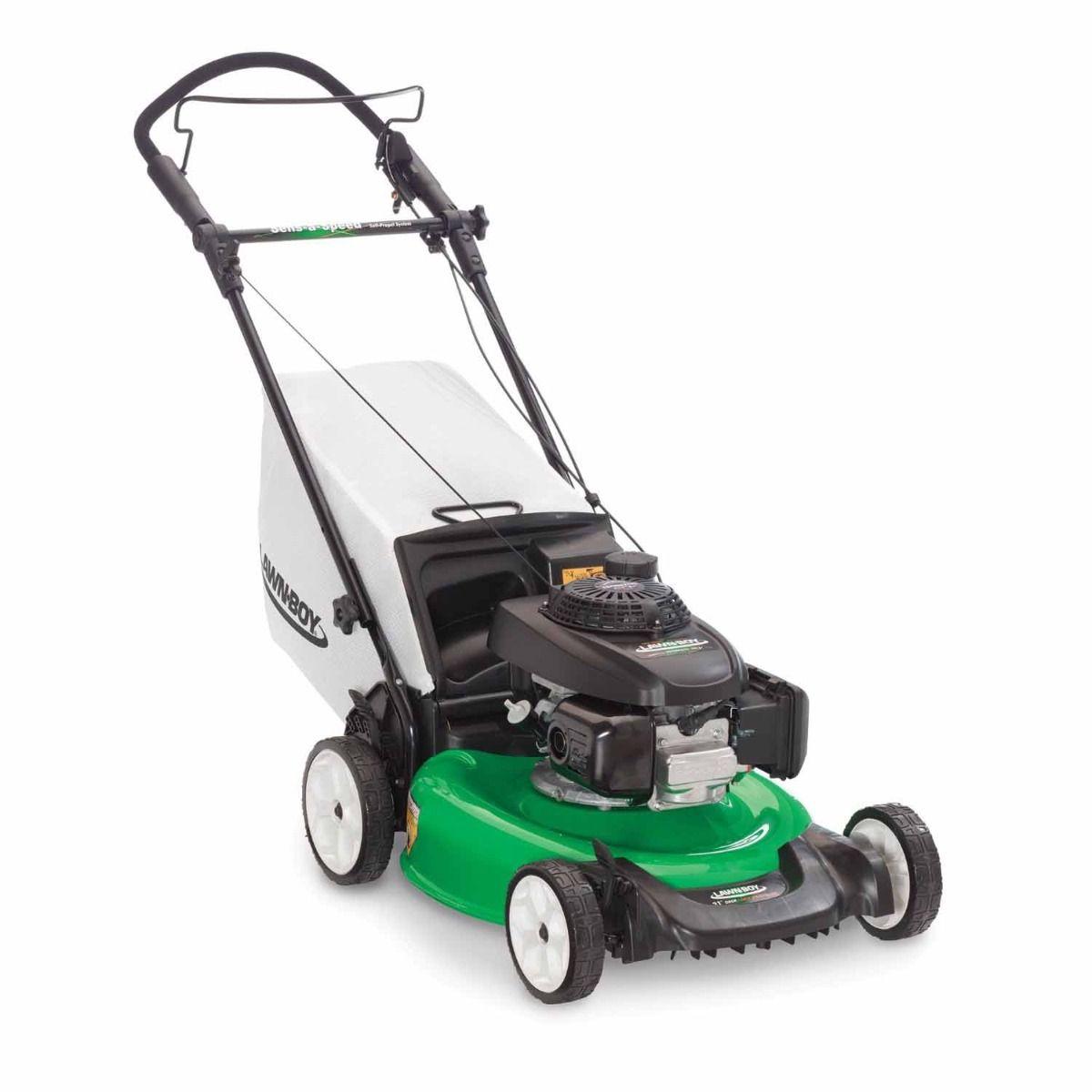 Lawn-Boy model 10736 with Honda Engine