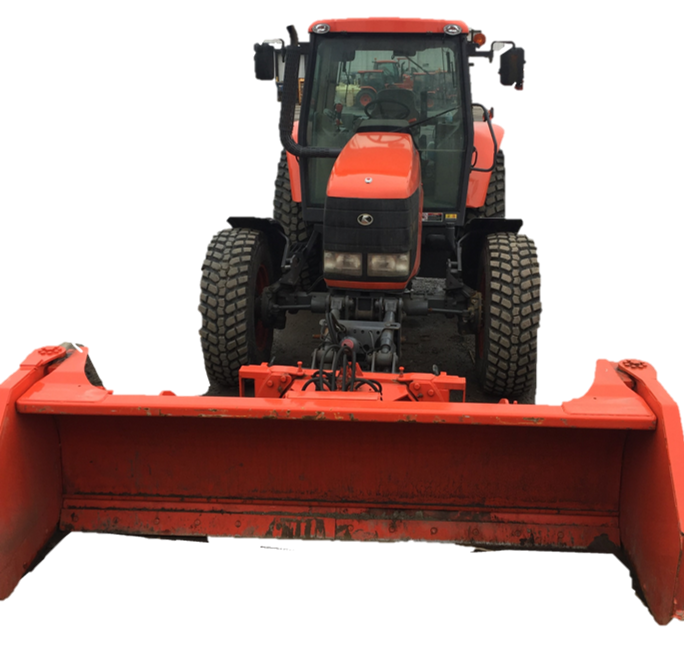 USED Kubota M-Series Tractor Model M108XDTC