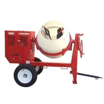 MultiQuip 9 cf Concrete Mixer Polyethylene Drum - MC94PH8