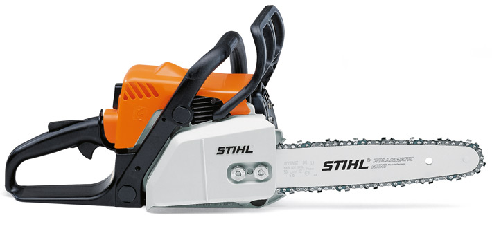 "Stihl MS 170 Chainsaw 30.1cc with 16"" Bar"