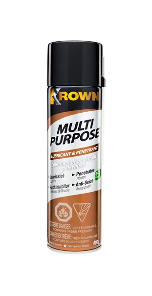 Krown Multi-Purpose Lubricant & Penetrant