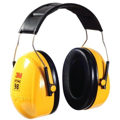 3m Peltor Optime 98 earmuff