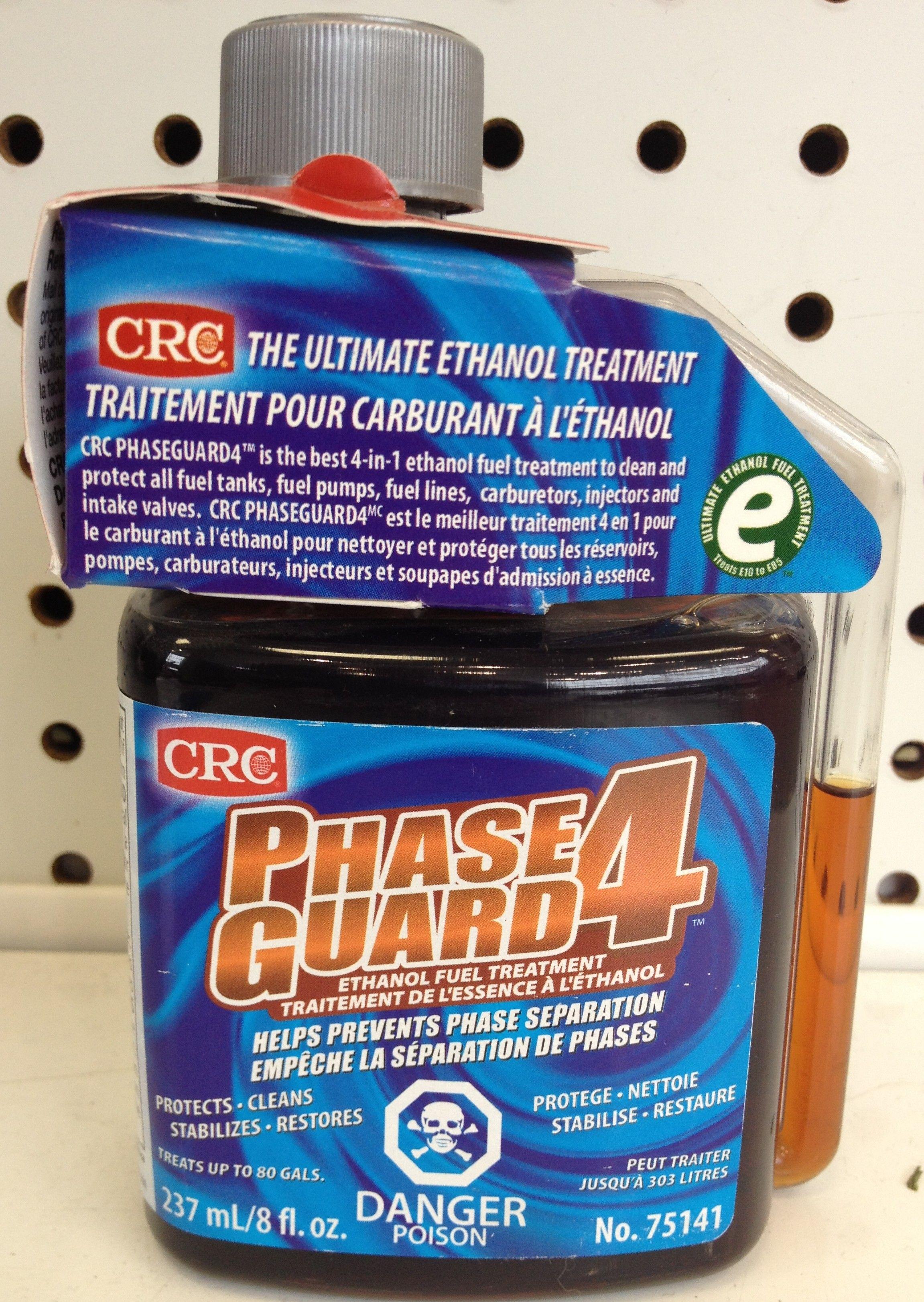 Phase Guard 4 Ethanol Fuel Treatment 237mL bottle