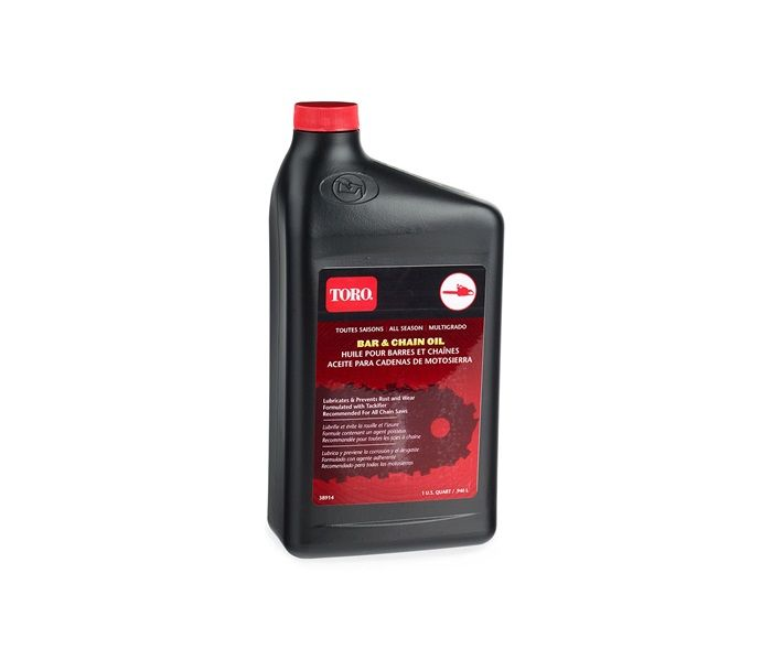 TORO PowerPlex® 40V Max Li-Ion Chainsaw Oil (Quart) (38914)
