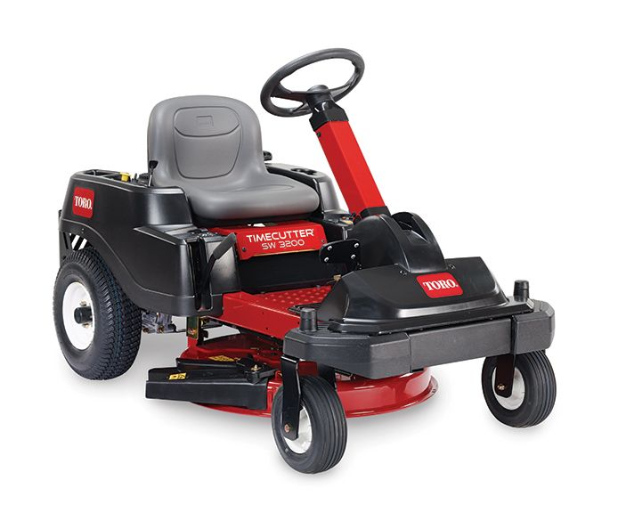 "Toro SW3200 74780 32"" Timecutter Riding Lawn Mower 452cc"
