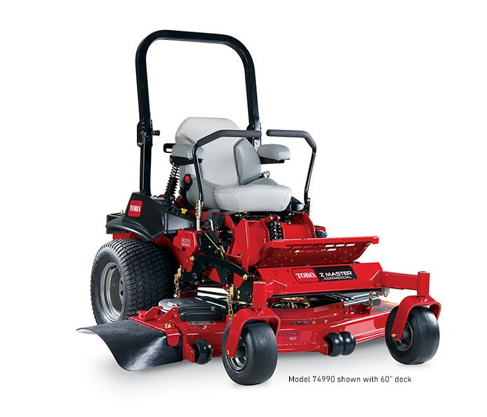 Zero-Turn Mower 25 HP 747cc