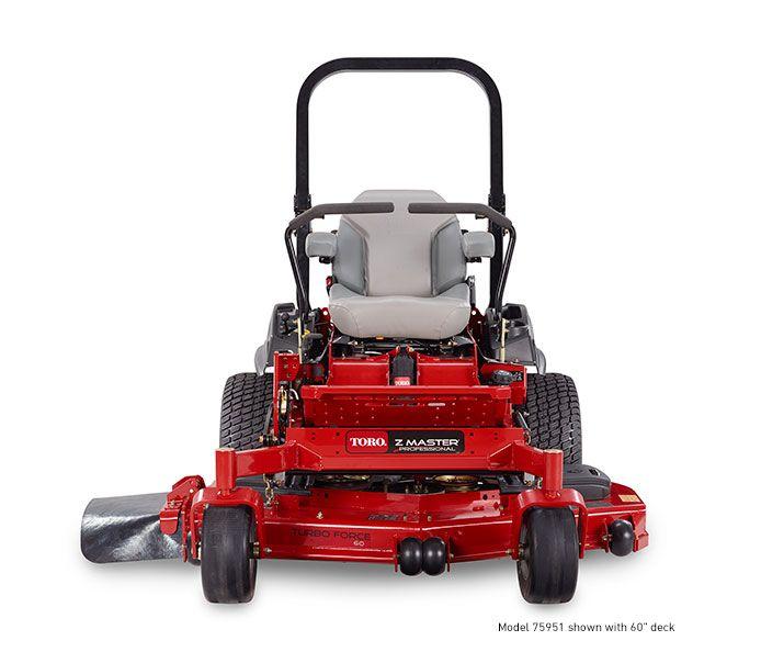 """Toro Z Master 75955 5000 Series 52"""" Zero-Turn Ride On Mower (MyRide®) 25 HP EFI"""