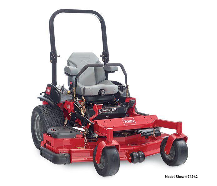 """Toro Z Master 74943 5000 Series 60"""" Turbo Force 25HP Zero-Turn Ride On Mower"""