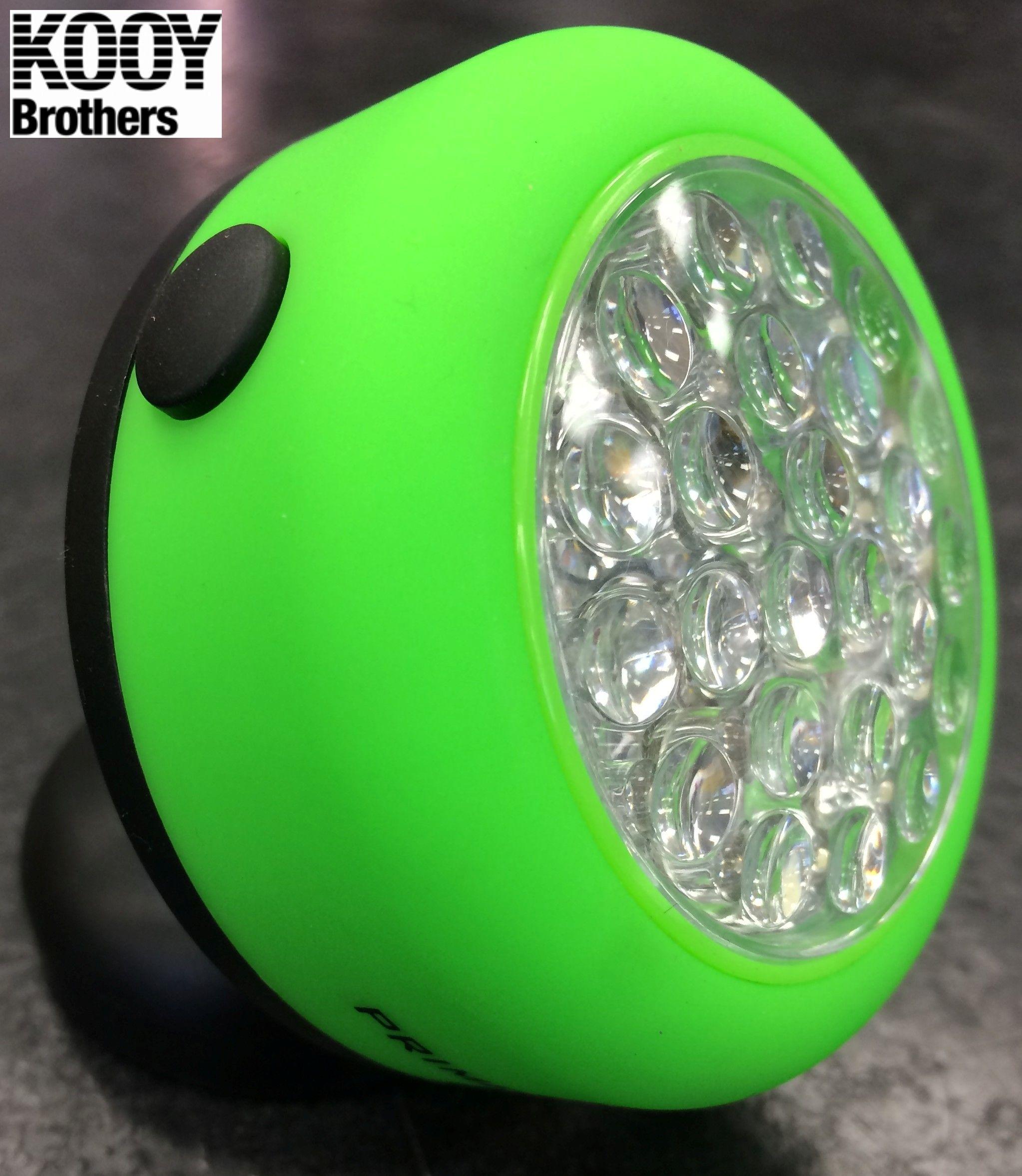 Prime-Lite Rotating Mag Light