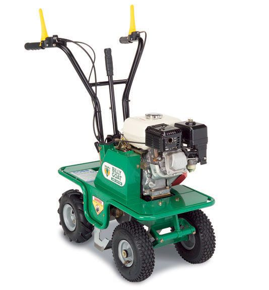 BillyGoat Sod Cutter SC121H 5.5 HP