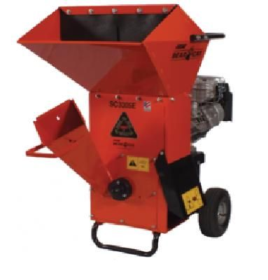 "Bearcat SC3306E 3"" Chipper/Shredder with Electric start"