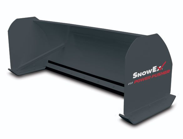 SnowEx 8' Skid Steer Pusher 77880