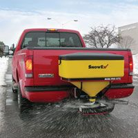 SnowEx Tailgate Spreader Model SP-575 Mini-Pro Series