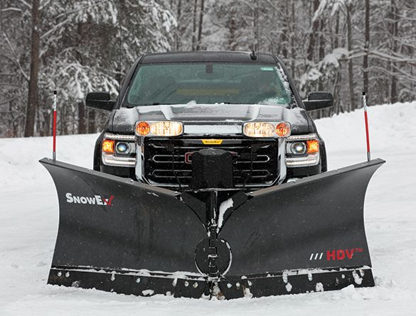 Heavy Duty V-Plow