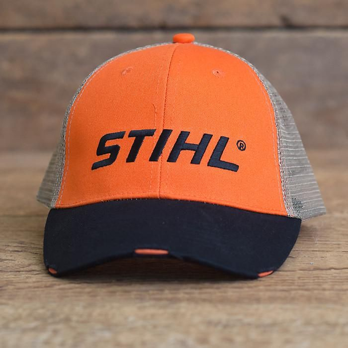 STIHL Two-Tone Mesh Back Hat