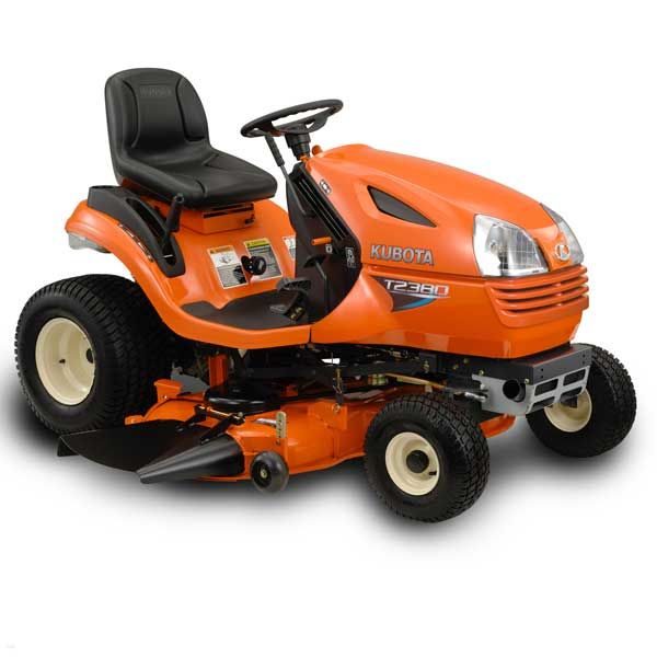 Kubota T2380 Lawn Tractor 23HP