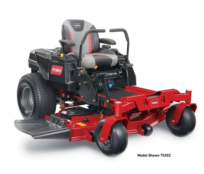 "TORO 75202 TimeCutter HD 54"" 24.5HP Zero-Turn Mower"
