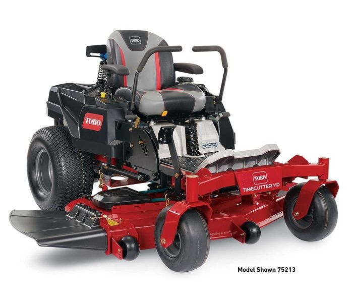 "TORO 75213 TimeCutter HD 60"" 24.5HP (MyRide) Zero-Turn Mower"