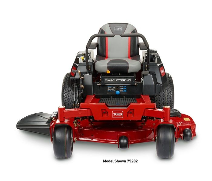 "TORO 75201 TimeCutter HD 48"" 22.5HP Zero-Turn Mower"