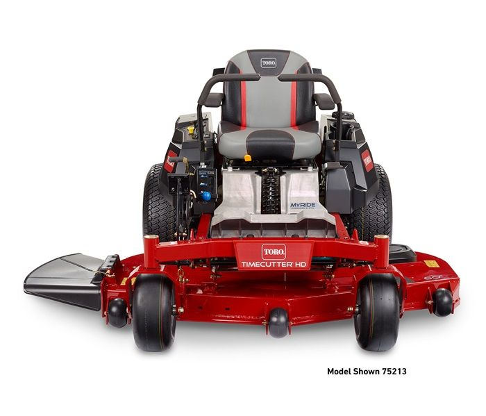 "TORO 75212 TimeCutter HD 54"" 24.5HP (MyRide) Zero-Turn Mower"