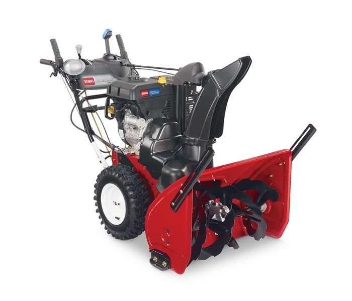Toro PowerMax 1028OXE Two Stage Snowblower