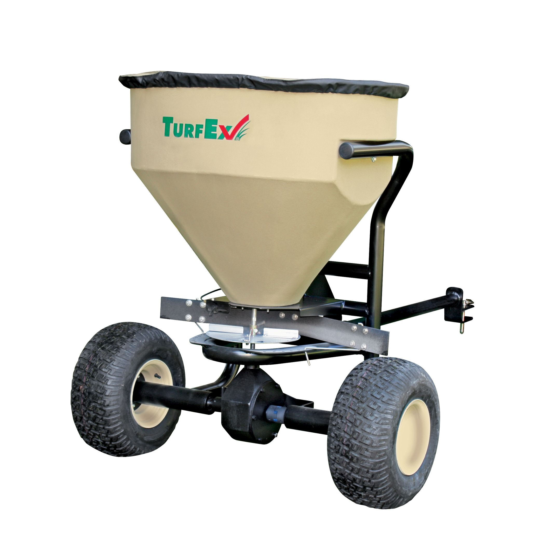 TurfEx Tow Behind Spreader TS1000GR