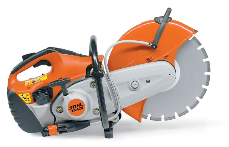 TS420 STIHL cut-off saw