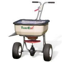 TurfEx TS85SS Stainless Steel Broadcast Spreader