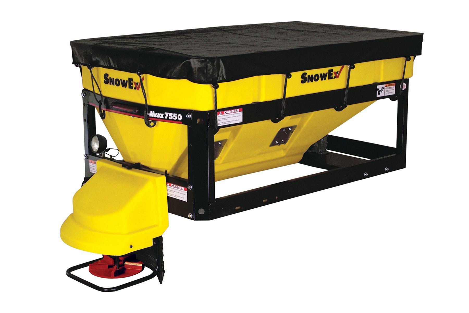 SnowEx SP-7550 Spreader