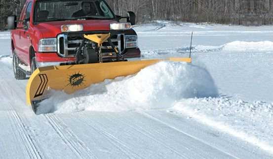 XLSFF810PKG-FIS Fisher Fleet Flex 8'-10' Plow