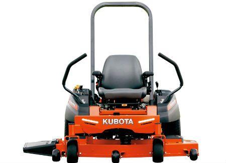 Kubota Z121S Kommander Zero Turn Mowers