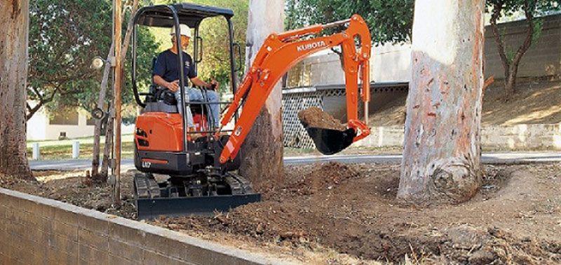 Kubota U17-HGS Excavator