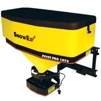 Still shot of SnowEx Tailgate Spreader model SP-1075