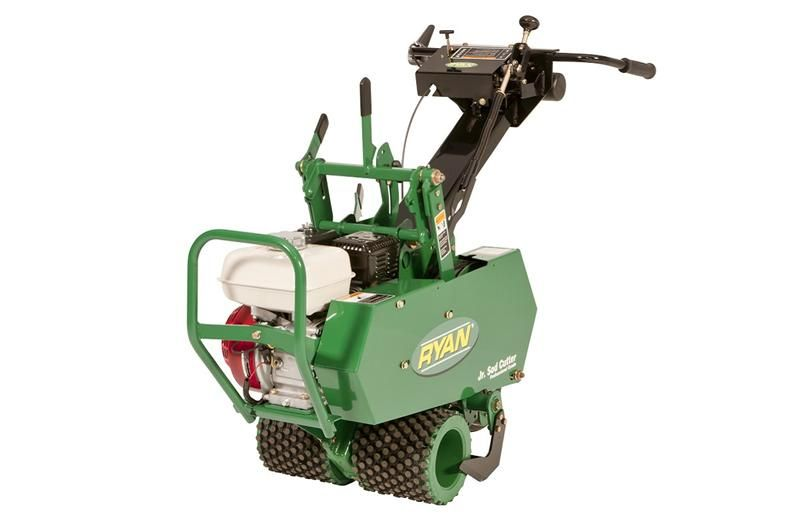 Jr. Sod Cutter Left Angle