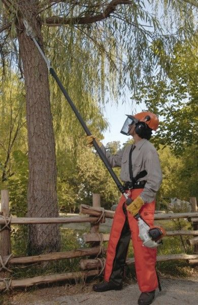 Stihl Ht 101 Telescoping Pole Pruner With 12 Quot Cutting